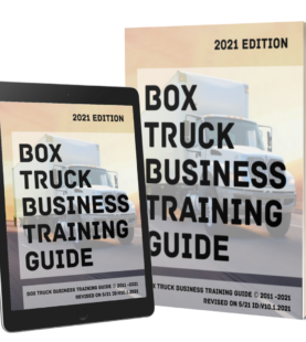 Box Truck Training Course Deluxe