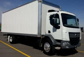 Using A Box Truck On Amazon Relay